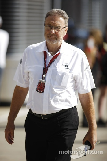 Richard Phillips, CEO Silverstone