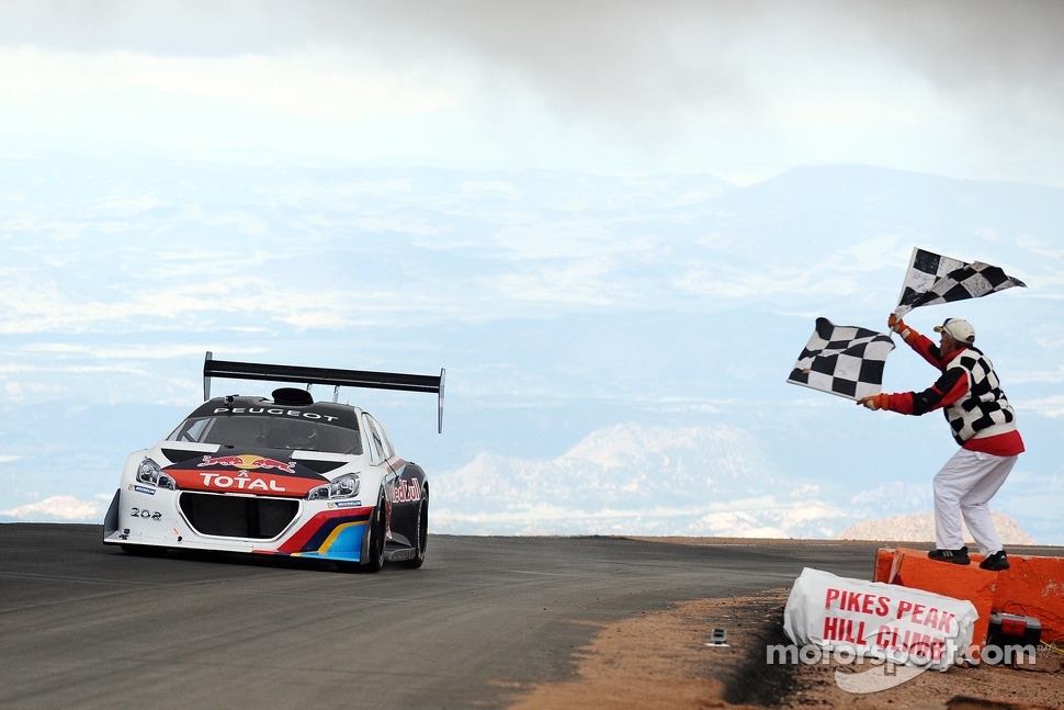 Pikes Peak : The Story