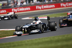 Pastor Maldonado Williams FW35