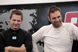 Marc Basseng, ALL-INKL.COM SEAT Leon WTCC and René Münnich, ALL-INKL.COM SEAT Leon WTCC