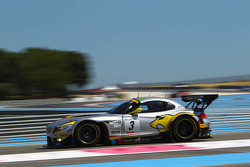 #3 Marc VDS Racing Team: Bas Leinders, Yelmer Buurman, Maxime Martin, BMW Z4