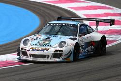 #75 Prospeed Competition: Marc Hennerici, Xavier Maassen, Maxime Soulet, Porsche 997 GT3 R