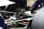 Williams FW35 rear wing detail