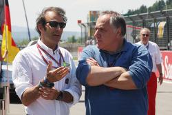 Emanuele Pirro, FIA Steward
