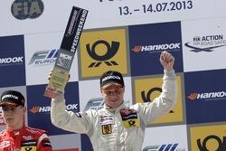 Winner Felix Rosenqvist