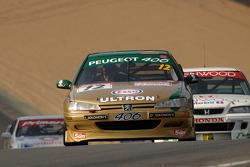 Patrick Watts, 1998 Super Touring Peugeot 406