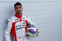 Tio Ellinas, Marussia F1 Team Test Driver