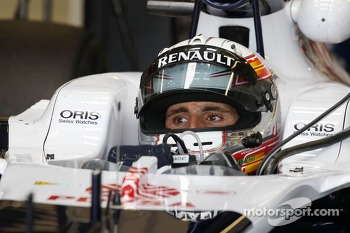 Daniel Juncadella, Williams FW35 Test Driver
