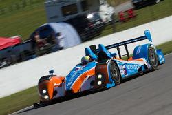 #8 BAR1 Motorsports ORECA FLM09: Kyle Marcelli, Chris Cumming