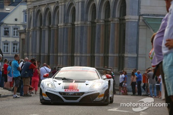 #11 ART Grand Prix McLaren MP4-12C: Antoine Leclerc, Mike Parisy, Andy Soucek