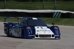 #6 Michael Shank Racing Ford Riley: Gustavo Yacaman, A.J. Allmendinger