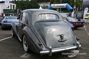 1954 Bentley R Saloon
