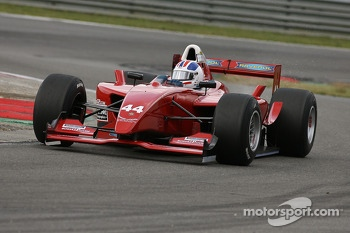 #44 Karl-Heinz Becker, Dallara (Worldseries by Nissan-2000)
