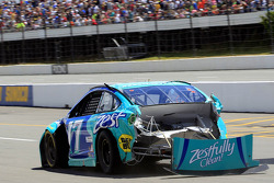 Trouble for Ricky Stenhouse Jr., Roush Fenway Racing Ford