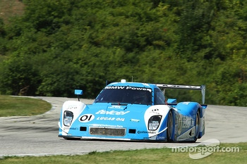 #01 Chip Ganassi BMW/Riley: Scott Pruett, Memo Rojas