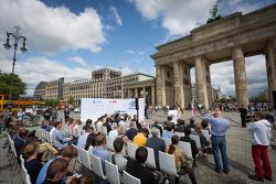 Formula E Berlin presentation
