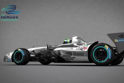 Formula E: New car launch