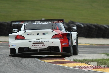 #56 BMW Team RLL BMW Z4 GTE: Dirk Muller, John Edwards