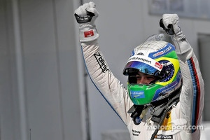 Pole position for Augusto Farfus, BMW Team RBM BMW M3 DTM