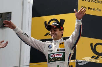 2nd Augusto Farfus, BMW Team RBM BMW M3 DTM