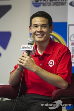 Kyle Larson, Chip Ganassi
