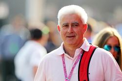 Jose Luis Alonso, Ferrari