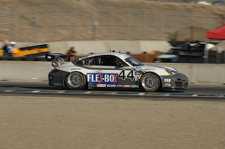 GRANDAM: #44 Magnus Racing Porsche GT3: John Potter, Andy Lally