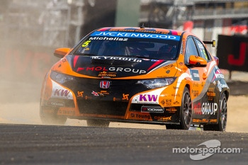 Norbert Michelisz, Honda Civic S2000 TC, Zengo Motorsport