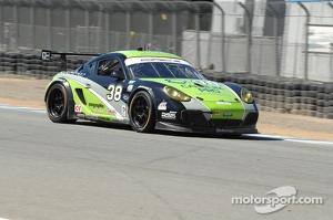 #38 BGB Motorsports Porsche Cayman GX.R: Jim Norman, Spencer Pumpelly