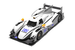 ADESS unveils LMP2 car
