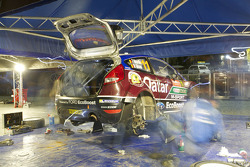 Ford World Rally Team Service