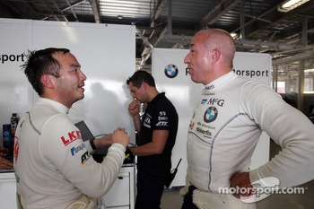 Darryl O'Young, BMW E90 320 TC, ROAL Motorsport  and Tom Coronel, BMW E90 320 TC, ROAL Motorsport
