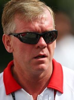Andy Webb, Marussia F1 Team CEO