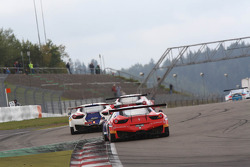 #73 SMP Racing Ferrari 458 Italia: Devi Markozov, Alexander Frolov, Luca Persiani