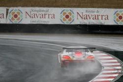#2 HTP Gravity Charouz Mercedes SLS AMG GT3: Sergei Afanasiev, Andreas Simonsen