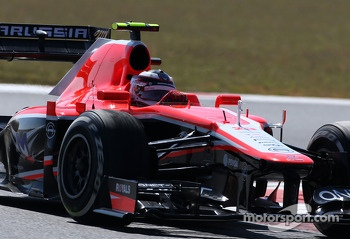 Max Chilton,  Marussia F1 Team  04