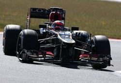Kimi Raikkonen,  Lotus F1 Team  04