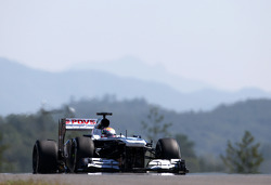 Pastor Maldonado,  Williams F1 Team  04