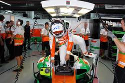 Adrian Sutil, Sahara Force India VJM06
