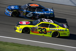 Trevor Bayne and Paul Menard