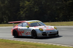 #45 Flying Lizard Motorsports Porsche 911 GT3 Cup: Spencer Pumpelly, Nelson Canache Jr.