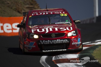 Scott McLaughlin and Jack Perkins