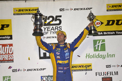 2013 BTCC/Independent Champion Andrew Jordan