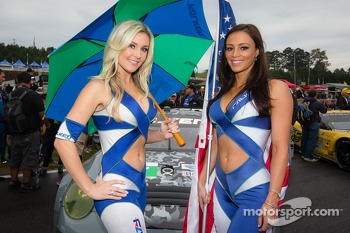 Lovely Falken Tire girls