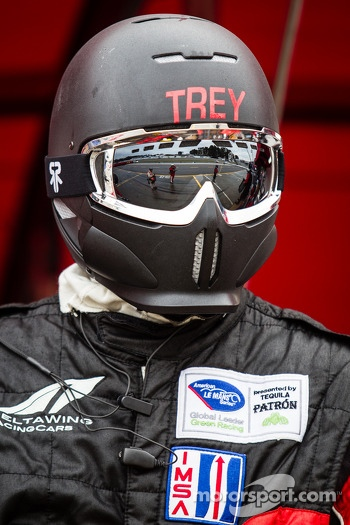 DeltaWing Racing Cars team member