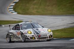#22 Alex Job Racing Porsche 911 GT3 Cup: Cooper MacNeil, Jeroen Bleekemolen, Sebastiaan Bleekemolen