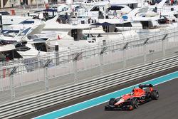 Rodolfo Gonzalez, Marussia F1 Team MR02 Reserve Driver