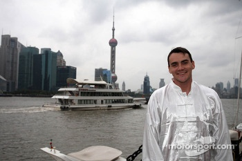 Launch WTCC Shanghai, Norbert Michelisz, Honda Civic, Zengo Motorsport