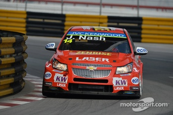 James Nash, Chevrolet Cruze 1.6 T, Bamboo Engineering