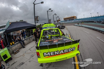 Truck of Matt Crafton